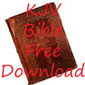 King James Version Free Bible Download