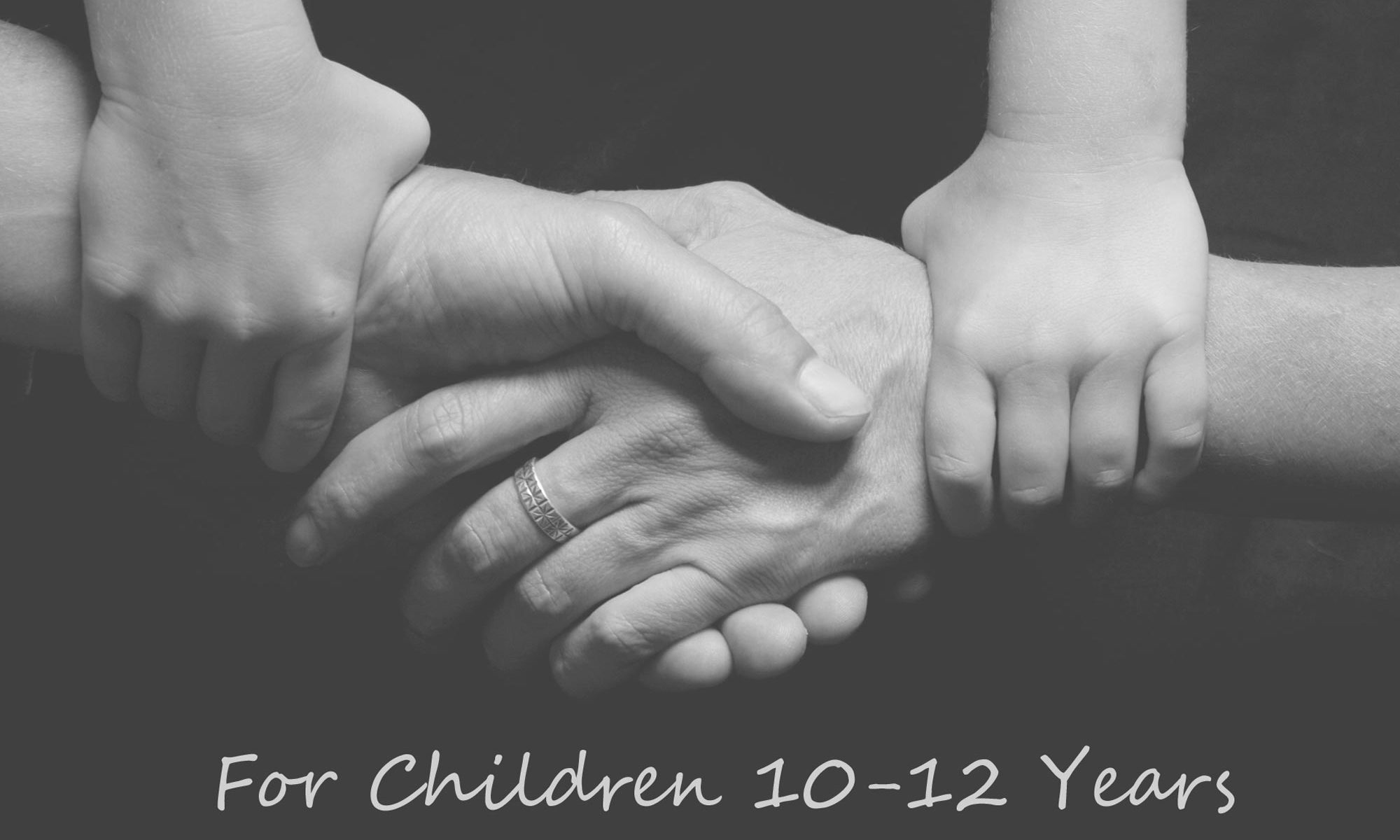 parenting plans for children 10-12 years old