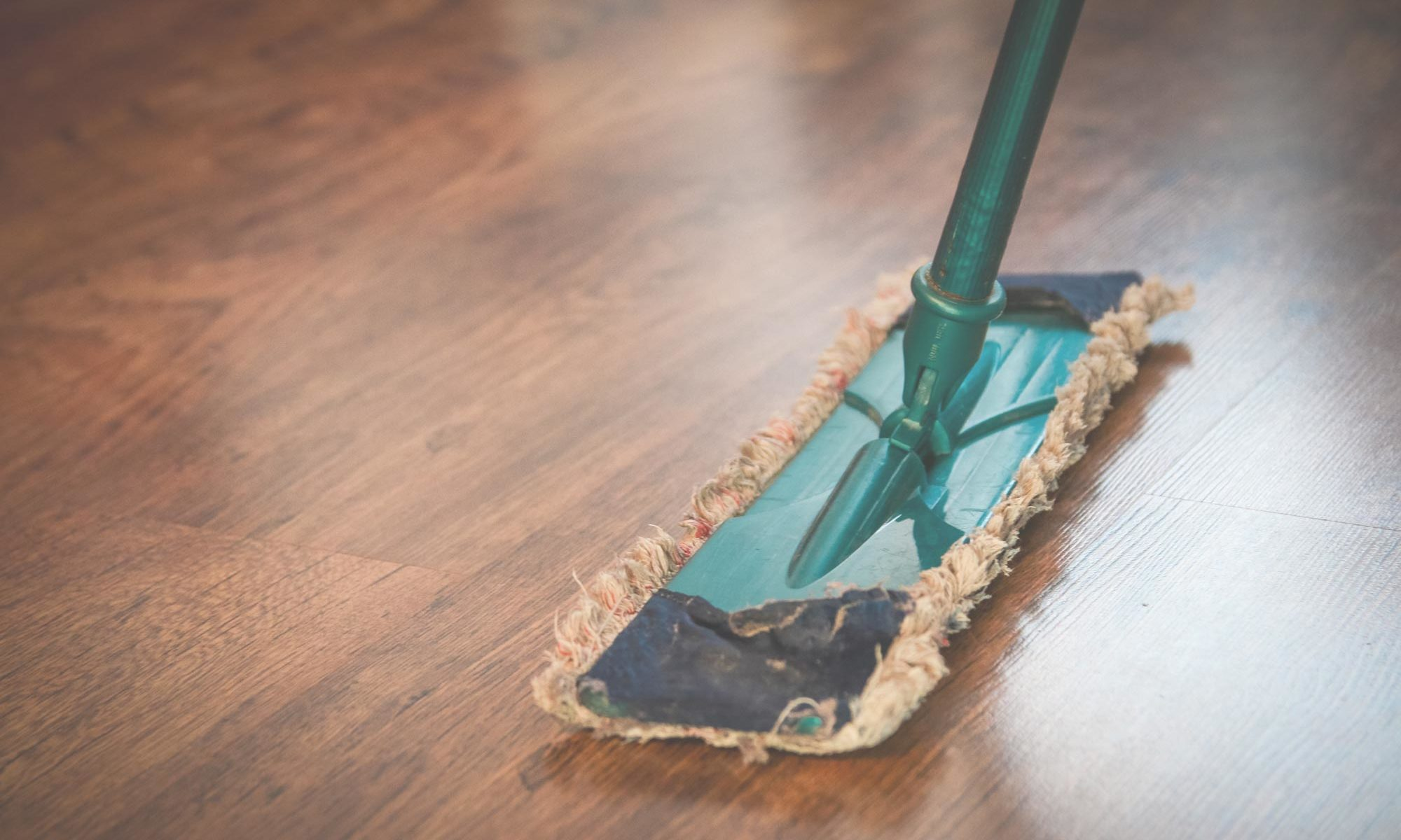 how spring cleaning can help you live in the present