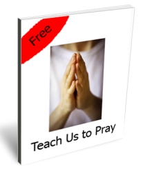 Free Christian Book-Teach Us to Pray