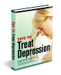 tips for treating depression